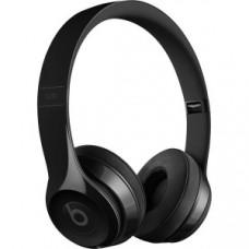 Беспроводные наушники Beats Solo3 Wireless On-Ear Headphones - Gloss Black [1]