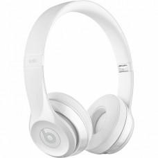 Беспроводные наушники Beats Solo3 Wireless On-Ear Headphones - Gloss White [1]