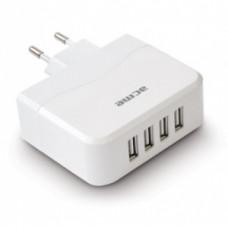 Зарядное устройство ACME CH16 powerful 4 ports USB wall charger [1у]