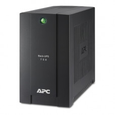ИБП APC Back-UPS 750VA/415W BC750-RS 4 розетки CEE 7 (евророзетка)  USB [1]