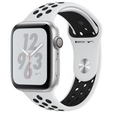 Смарт-часы Apple Watch Nike+ Series 4 GPS 40mm Aluminum Case Platinum/Black [1у]