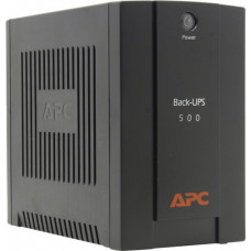 ИБП APC Back-UPS 500VA/300W BX500CI  3 IEC-320-C13 [1]
