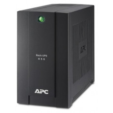 ИБП APC Back-UPS 650VA/360W BC650-RSX761 4 розетки CEE 7 (евророзетка) [1]