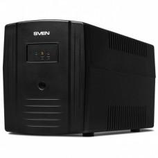 ИБП SVEN Pro 1000 1000VA/720Вт USB, RG-45, 3 euro sockets [1]