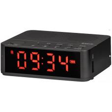 Аудио система Defender Enjoy M800, чёрный, 3Вт, BT, Alarm/FM/USB (65683) [тема2]
